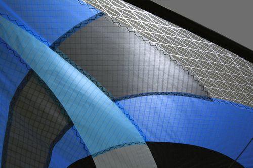Zephyr detail - sail